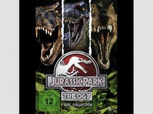 Wieder da: Jurassic Park - The Ultimate DVD Collection