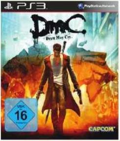 [Lokal MM Gründau-Lieblos] DMC - Devil May Cry für PS3 für 10€ ...