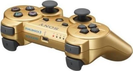 [Lokal Hameln] Sony PS3 Wireless DualShock Controller in Gold für 44€