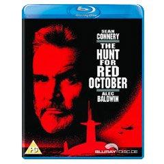 (UK) Jagd auf Roter Oktober [Blu-Ray] für 7.35€ @ Zavvi
