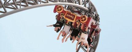 Erlebnispark Tripsdrill: 8,01 € Rabatt auf den Eintrittspreis