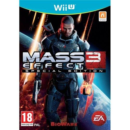 Nintendo Wii U - Mass Effect 3: Special Edition für €19,75 [@Shopto.net]