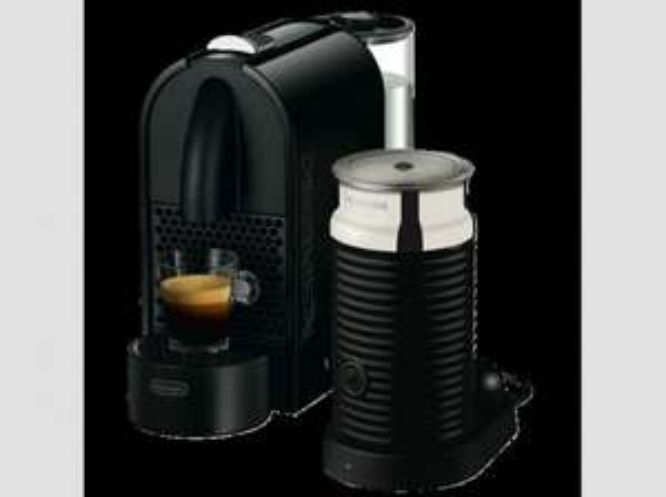 MM Online - DeLonghi EN110.BAE U Pure Black inkl. Milchaufschäumer