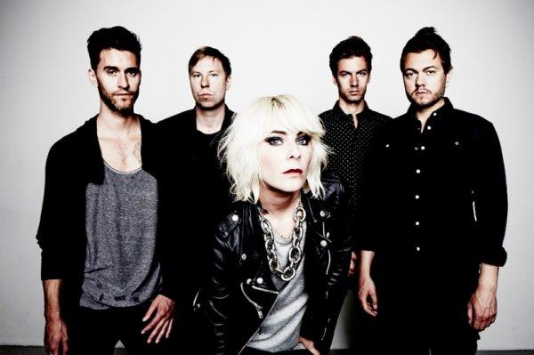 Das neue Album 'Weekend ' von The Sounds kostenlos vor Release anhören (soundcloud)