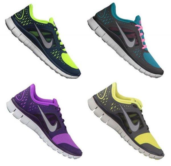 Nike Free – Verschiedene Modelle für 61,58€ - Versandkostenfrei
