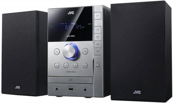 JVC UX-G377E Mini-Anlage für 69,99€ inkl. Versand bei null.de
