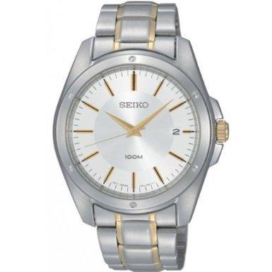 Seiko Quartz Herrenarmband Uhr SGEEF83P1 Amazon.co.uk