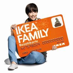 IKEA FAMILY BEZAHLKARTE Jetzt gibt's 10% geschenkt! IKEA Köln-Godorf