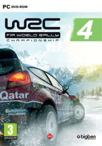 (UK) WRC: World Rally Championship 4 [PC DVD] für 19,89€ @ Zavvi