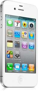 #Lokal  Mobilfunkvertrag: Iphone4 32G Weiss + T-Mobile Flat Smart @ mediamarkt