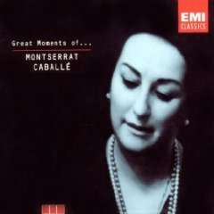 Amazon: MP3 Album Great Moments of Montserrat Caballe nur 99 cent  ( 48 Songs)