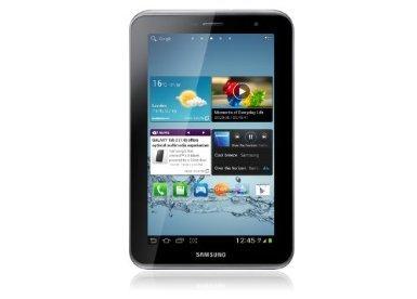 [Amazon] Samsung Galaxy Tab 2 P3110 - titan-silber für 139,46 - weiß für 139,46 Euro