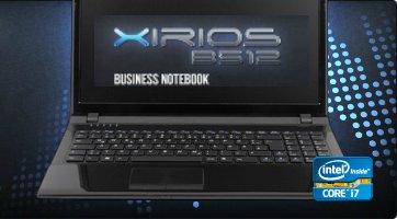 "Schenker Xirios B512 15,6"" matt Samsung Evo 120GB SSD 4GB RAM 2x USB3.0 + Win8 gratis @mySN.de"