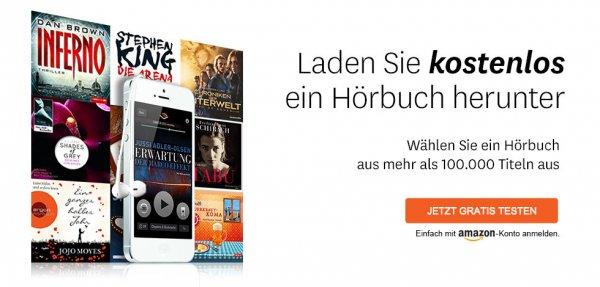 Über 100.000 Titel - Kostenloses Hörbuch bei Audible
