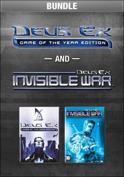 [PC Download] Deus Ex Bundle für 2,34€ @ Gamefly