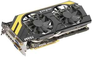 MSI R7970 Lightning Boost Edition 3GB inkl. AMD Never Settle Forever GOLD @ Zackzack.de (Alternate)