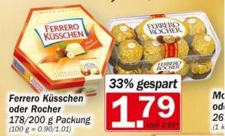 [HIT bundesweit?] Ferrero Rocher