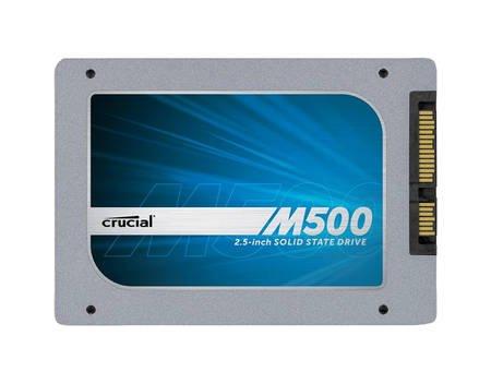 """Crucial M500 SSD 2,5"""" 120 GB - 74,90€ inkl. VSK @mp.de"""
