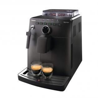 Saeco HD8750/11 Intuita Kaffeevollautomat in mattschwarz