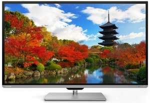 Toshiba 50L7363DG 3D LED-Backlight-Fernseher + 3D Blu-Ray Player