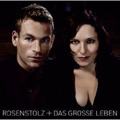 Amazon: Mp 3 Album : Rosenstolz - Das grosse Leben nur HEUTE  für 3,99 €