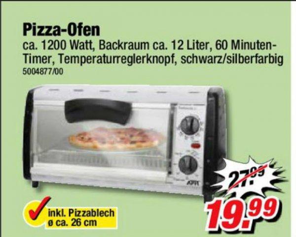 Pizza-Ofen bei Poco auf 19,99 € reduziert