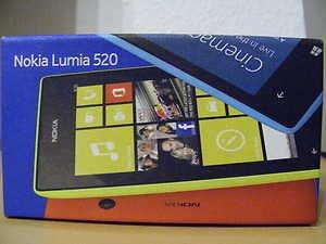 Nokia Lumia 520 sim/netlock frei
