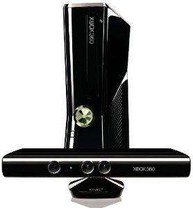 Xbox 360 Konsole (250GB ) + Kinect Sensor + Kinect Adventures für rund 259€ @ amazon.UK