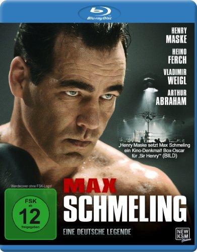 Max Schmeling - Eine deutsche Legende [Blu-ray]  @GROOVES INC.