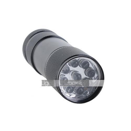 6.9 Mini-Aluminium-LED-Taschenlampe  nur 1,45€