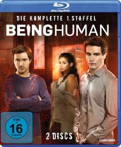 [Amazon.de] [BluRay] Being Human Staffel 1
