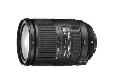 Amazon Blitzangebot! Nikon AF-S DX NIKKOR 18-300 mm 1:3,5-5,6G ED VR Objektiv