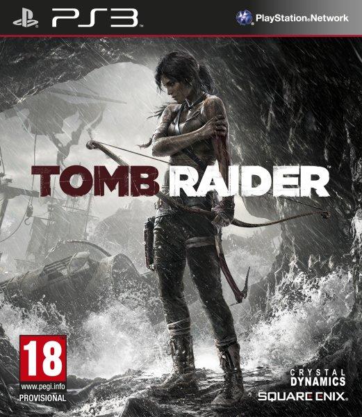 Tomb Raider (PS3/360) für 17,49 € (2 Stück für 14,59 €/Spiel)