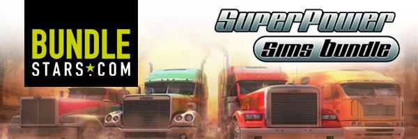 [Steam] Bundle Stars Bundle The Superpower Sims Bundle
