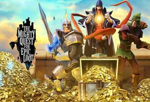 The Mighty Quest for Epic Loot - Spooky Open House - 28. Oktober bis 4. November