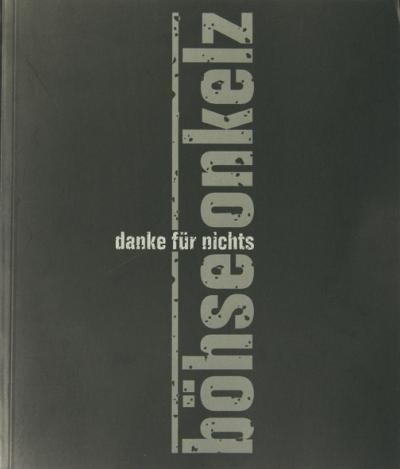 Hartsch, Edmund Böhse Onkelz - Danke für nichts - Buch für 25.- €  plus Versand bei emp