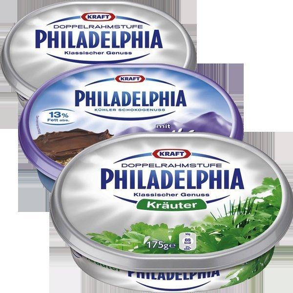 3 mal Philadelphia zum Preis von 1 (Hit, Netto, ...?)