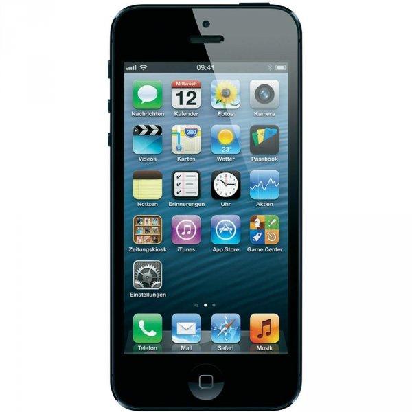 iPhone 5 16 GB schwarz & graphit, B-Ware @ ebay.de