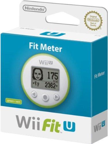 Wii Fit U inkl. Wii Fit Meter (Schrittzähler)