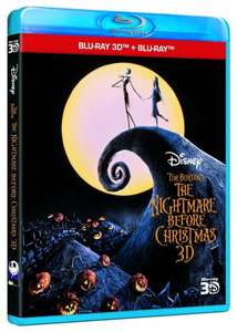 Nightmare Before Christmas (Blu-ray 3D) [UK Import]  Amazon DE