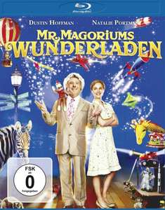 Mr. Magoriums Wunderladen  (BLU-RAY)