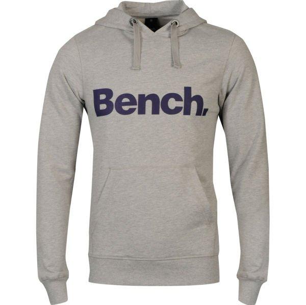 """Bench.™ - Herren Kapuzenpullover/Hoody """"Irvine"""" (Grau) für €18,70 [@TheHut.com]"""