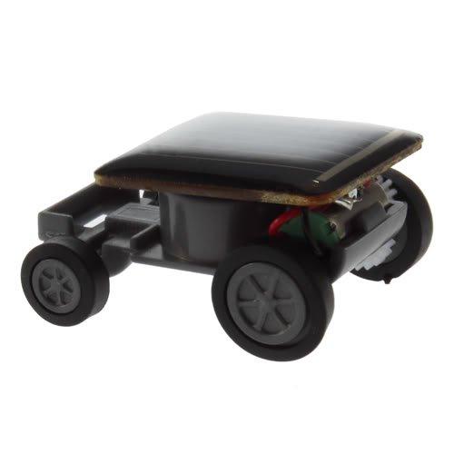 [Ebay] Mini-Solar-Flizer - kleinstes solarbetriebenes Auto der Welt -