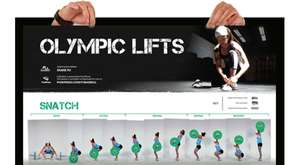 Olympic Lifts Poster [Snatch/ Clean/ Jerk]