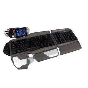 Mad Catz S.T.R.I.K.E. 7 Gaming Tastatur @ Amazon