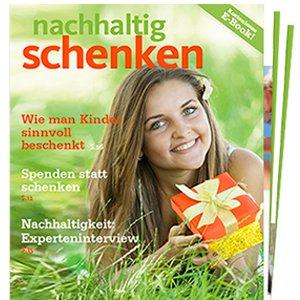 """[E-Book] Ratgeber """"nachhaltig schenken"""""""
