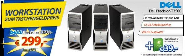 [refurbished] Dell Precision T3500 Workstation