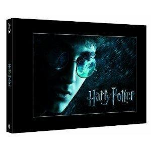 Harry Potter 1-6 Blu-Ray [Limited Edt.- Platz für Teil 7] @ Promarkt mit Gutschein zzgl. Qipu
