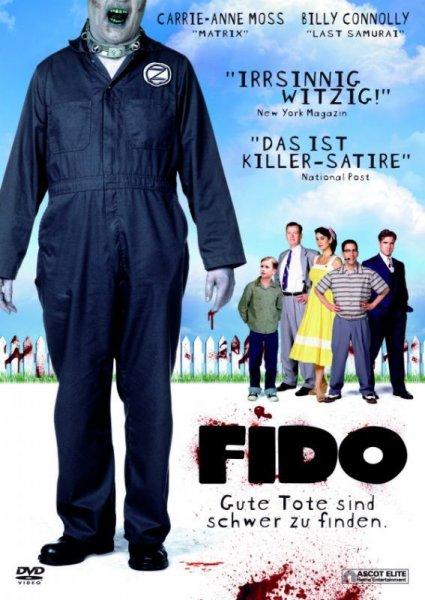 [Blu-ray] Fido - Gute Tote sind schwer zu finden @ Saturn (ab 3,99€ bei Abholung)