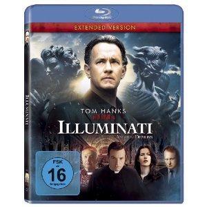 Blu Ray: Illuminati für 8,97 bei Amazon.de